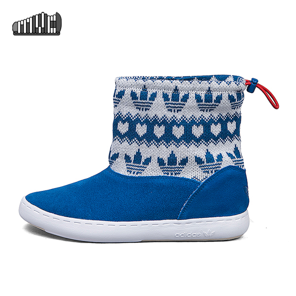 Adidas clover M Attitude Winter woman with snow boots