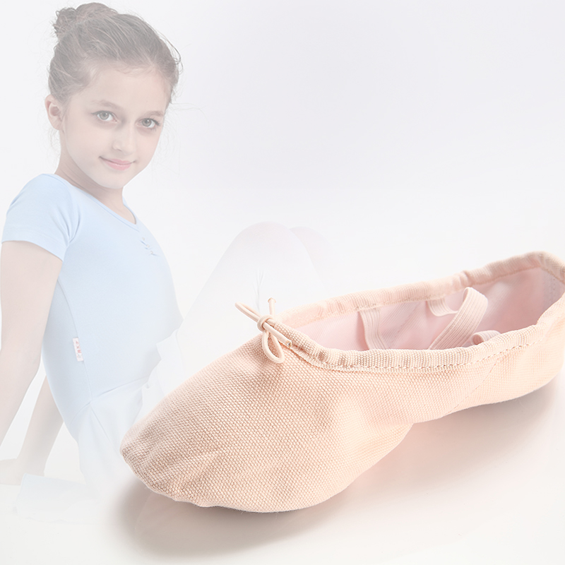 Dancing baby shoes soft soled canvas shoes