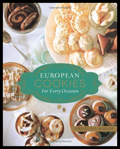 【预售】European Cookies for Every Occasion