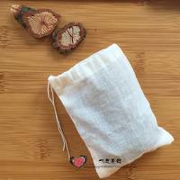 10 штук 10*15cm хлопок марля мешок фильтрация мешок горшок суп мешок чай пакет мешок галоген мешок обжаренный медицина традиционная китайская медицина мешок