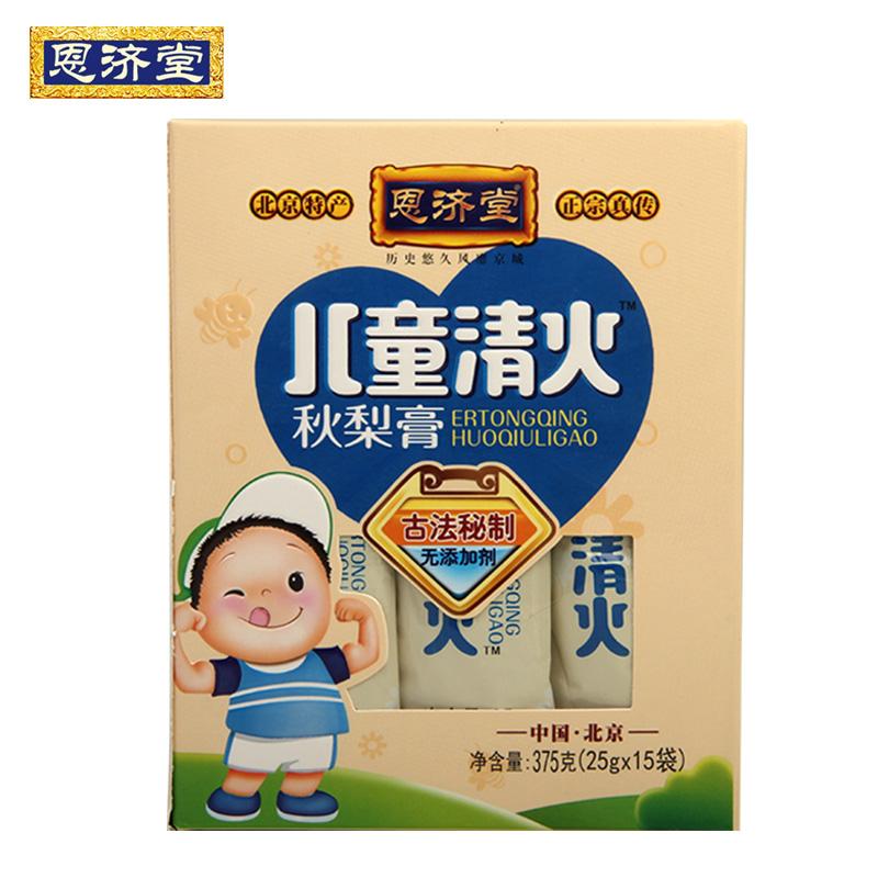 Пекин грейс помощь зал ребенок осень груша крем ребенок ясно huo осень груша крем 375g упакованный нет добавить в питать заполнить крем квадрат