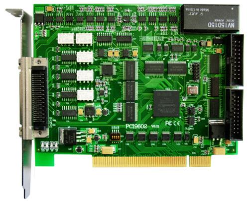 PCI9602 250KS/s 16位 32路 模拟量输入;带DA、DIO功能
