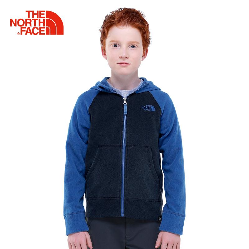 TheNorthFace северная поверхность ребятишки весенние модели новый закрытый утолщённый в заправила шерсть свитер пальто |2RTL