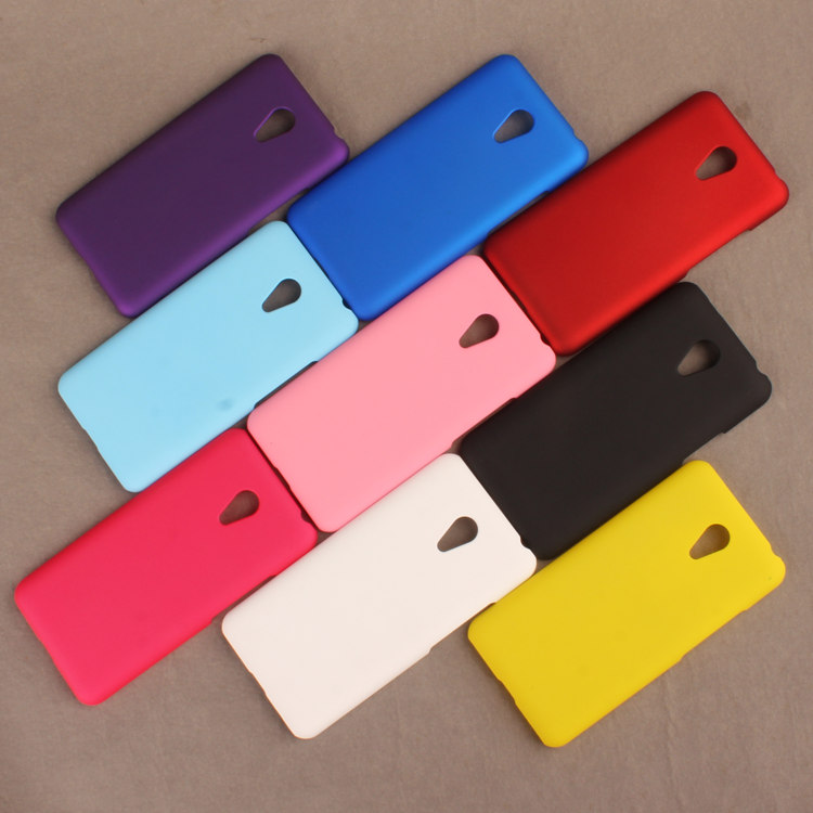 魅族MX6磨砂壳磨砂套魅族MX6手机套保护套硬壳手机壳彩壳护盾