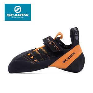 Scarpa Instinct VS本能意大利专业户外攀岩鞋 V底贴扣式抱石鞋