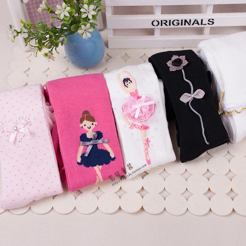 Весной и осенью, толстый хлопок 3 Pack email торговля Оригинальный танец носки девочек Колготки добавить детей, чтобы сделать Носки детские