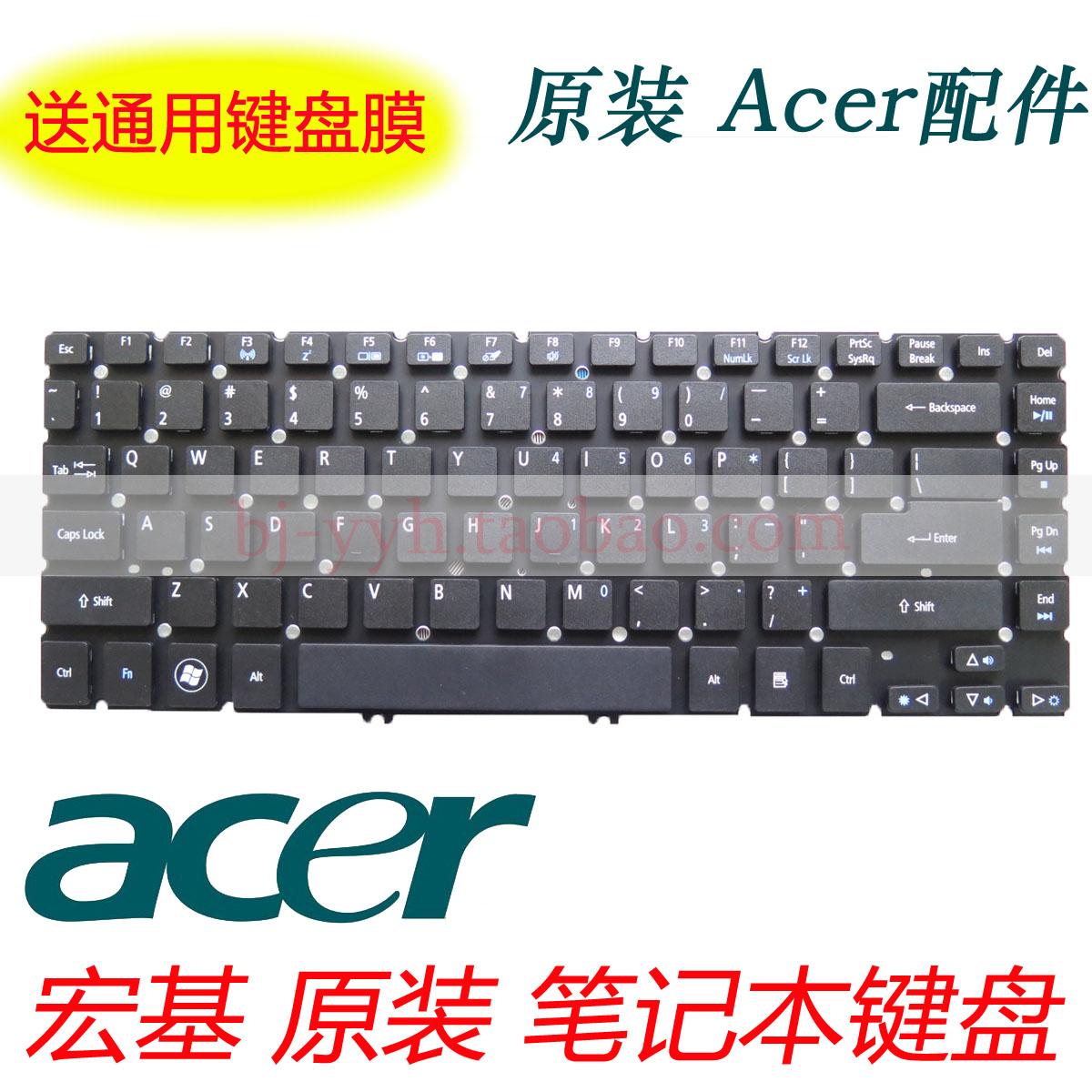 原装Acer宏基4755 3830T键盘EC-470 MS2376 4830TG电脑笔记本键盘