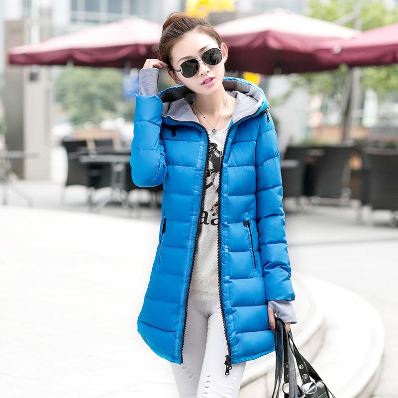 Новая Корейская версия 2015 для Осень/Зима Женская мода перчатки вырос в ярдов себя пуховыми одеялами, хлопок сезон акции