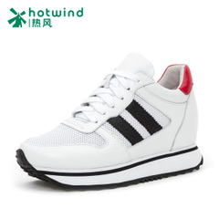 Hot new 2016 mesh shoes increased deep mouth shoe laces shoes women fashion casual shoes H11W6101