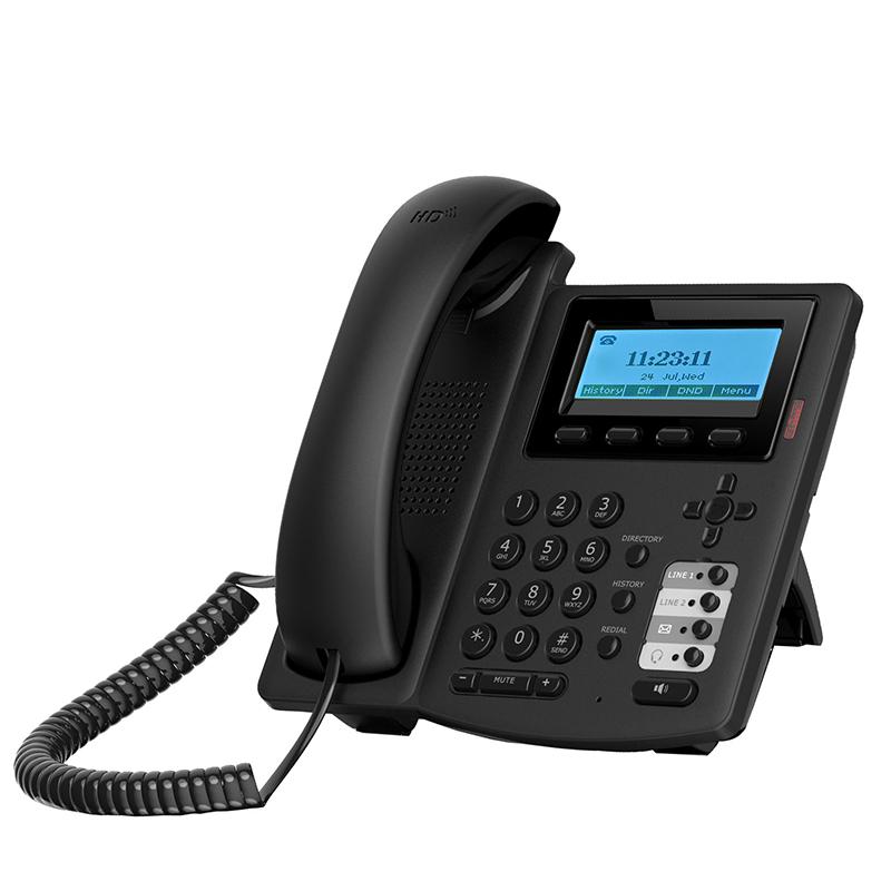 VOIP сеть телефон SIP телефон hd голос DGP301 IP сеть телефон DGP305