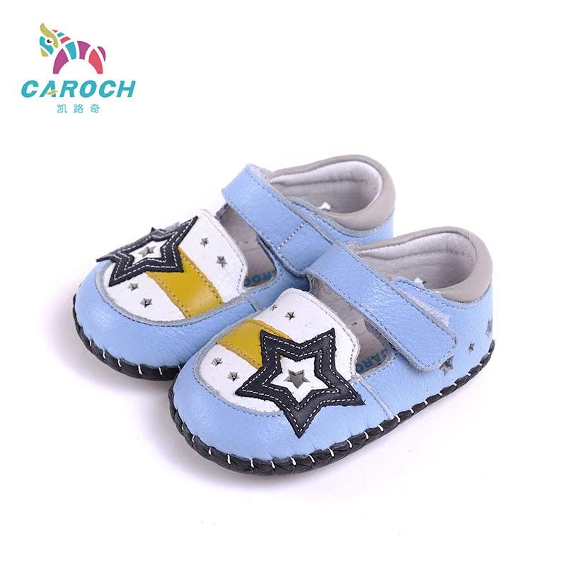 凯路奇CAROCH童鞋2018夏季新款女宝宝凉鞋婴幼儿软底防滑学步鞋