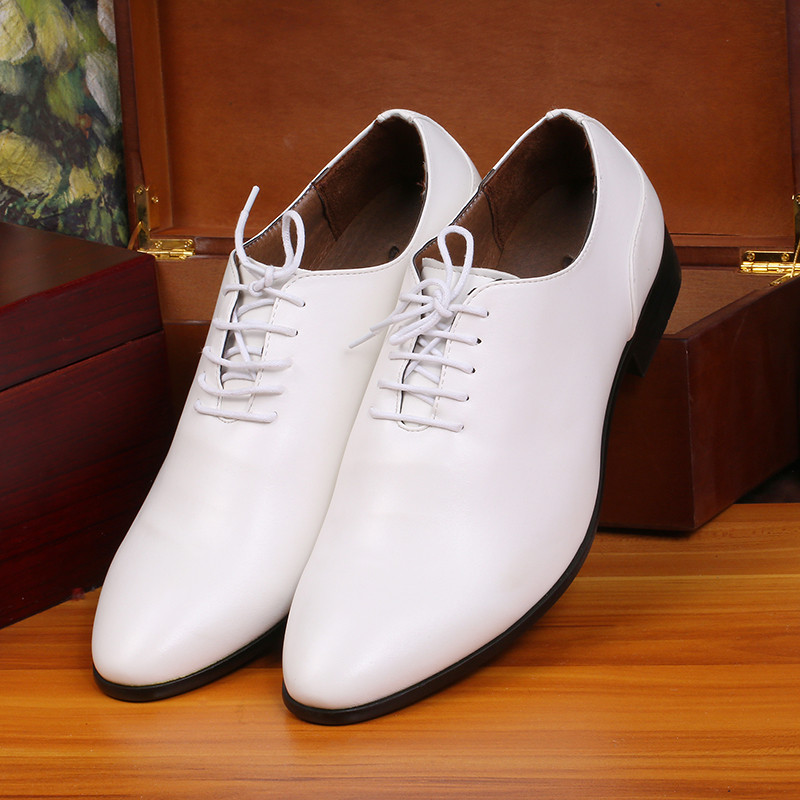 Amazoncom Mens Black And White Dress Shoes