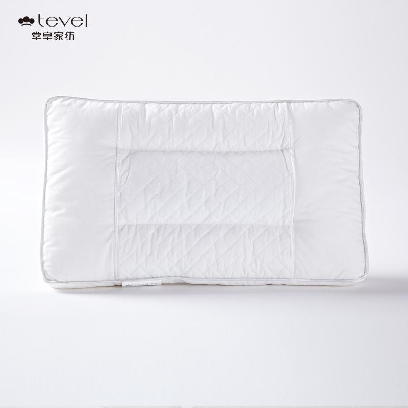 ~天貓超市~堂皇家紡兒童枕頭 決明子枕頭 保健護頸枕芯枕頭