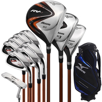 Golf Club mens Mizuno Golf Set RV1 full set of beginner rod genuine