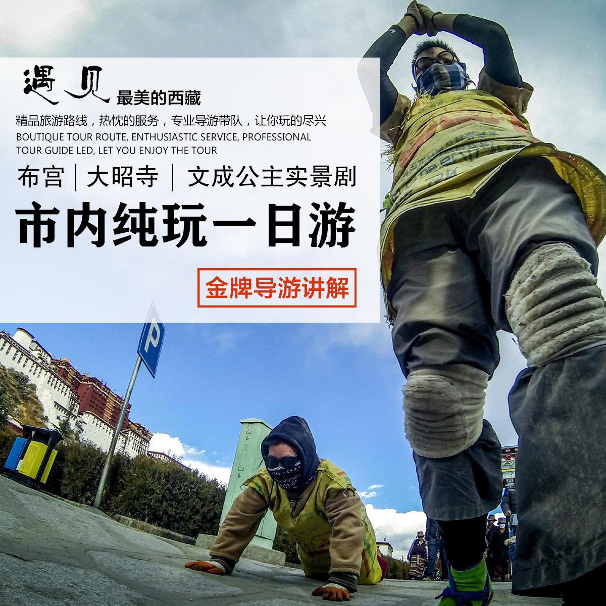 拉萨1日游 布达拉宫门票+大昭寺+文成公主实景剧 免预约西藏旅游