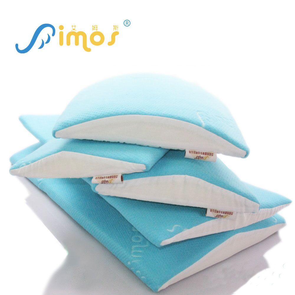 艾姆斯 記憶棉腰墊 睡眠腰枕 孕婦躺墊 康複腰椎 防腰痛