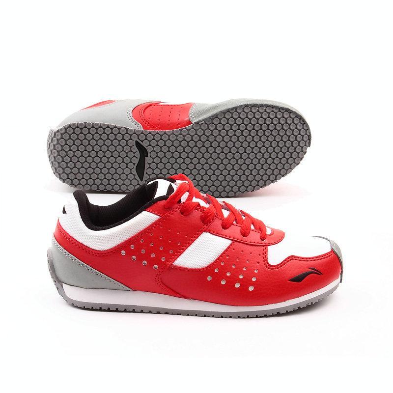 2017 новые товары li ning забастовка меч обувь красный для взрослых детей сейчас в надичии продавать проходит поверку качества доставка по всей стране включена