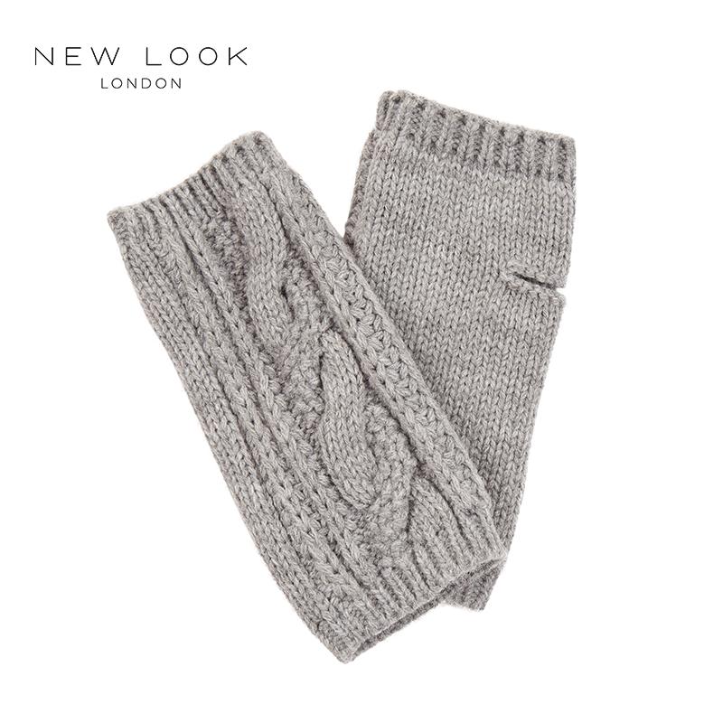 NEWLOOK аксессуары вязание перчатки |387438704