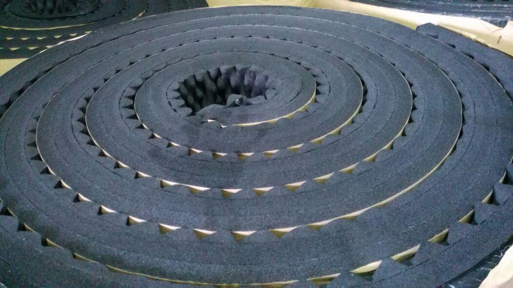 特厚7-10CM等超强隔音吸音棉板空调机房机械墙体隔热设备隔音降噪