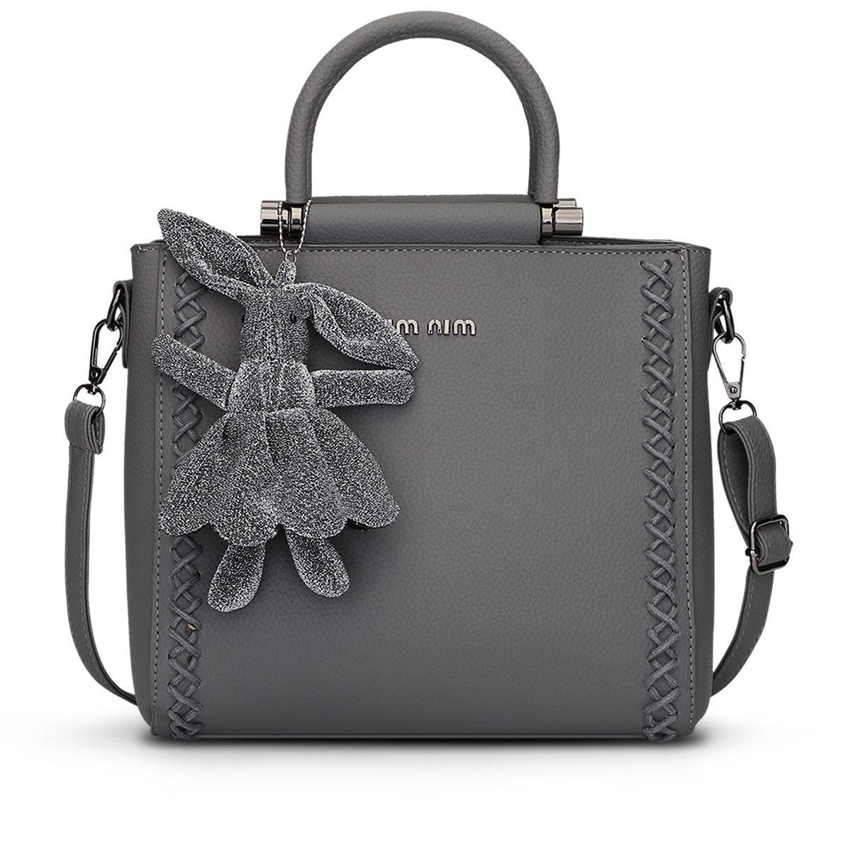 Sunshine Beauty Bag 765 exquisite retro rabbit handbag