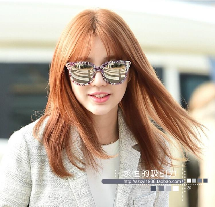 2530d91c0ec gentle monster Absente Korean Yoon Eun Hye same paragraph sunglasses V  brand color film Sunglasses. Loading zoom