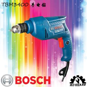 博世电钻家用 手枪钻TBM3400手电钻家用220V大功率 电钻多功能