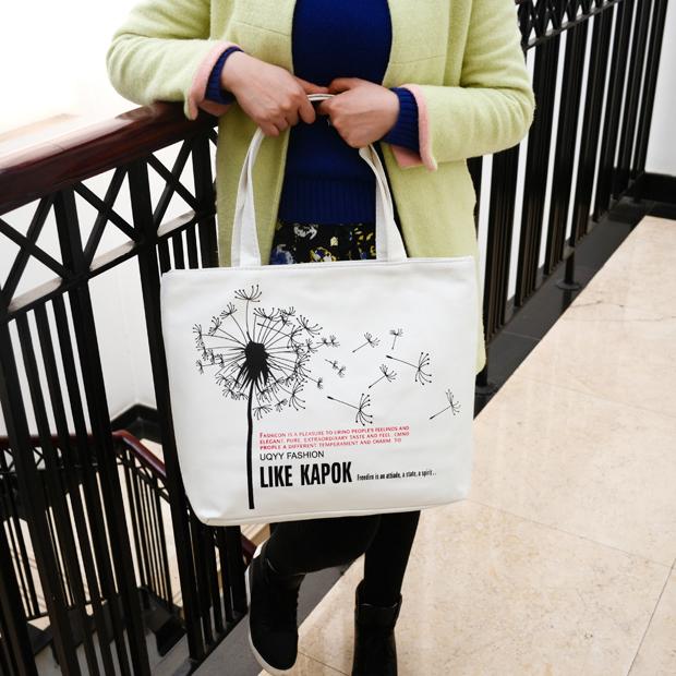 Сумка женская мода ручной мешок 2015 новый Тайд холст сумки оптом студент женщин сумки на плечо Сумки матери
