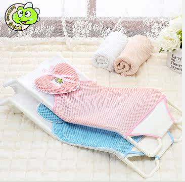新品促销加厚双层防滑浴网宝宝支架