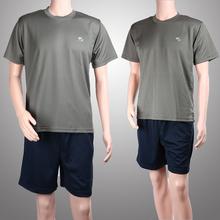 正品07体能服 07短袖体能训练服套装军迷夏季速干户外运动T恤短裤