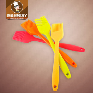 I love the kitchen diy integrated silicone oil brush oil cake brushes food brush grill brush temperature