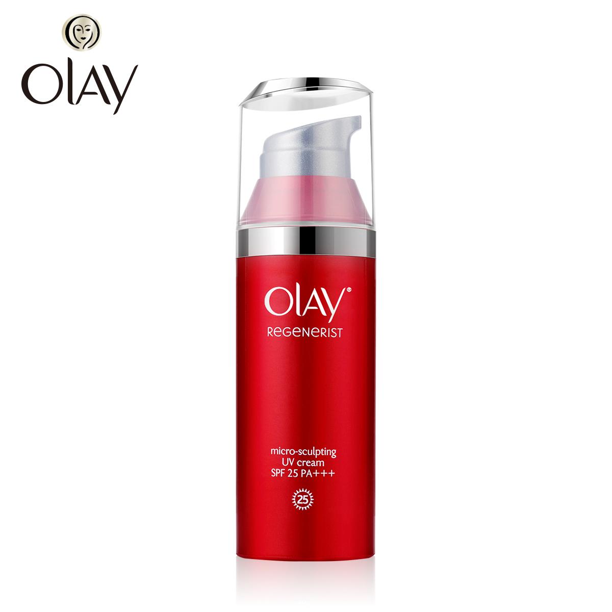 Olay 玉蘭油 新生塑顏金純日禦光修護乳霜 SPF25 PA