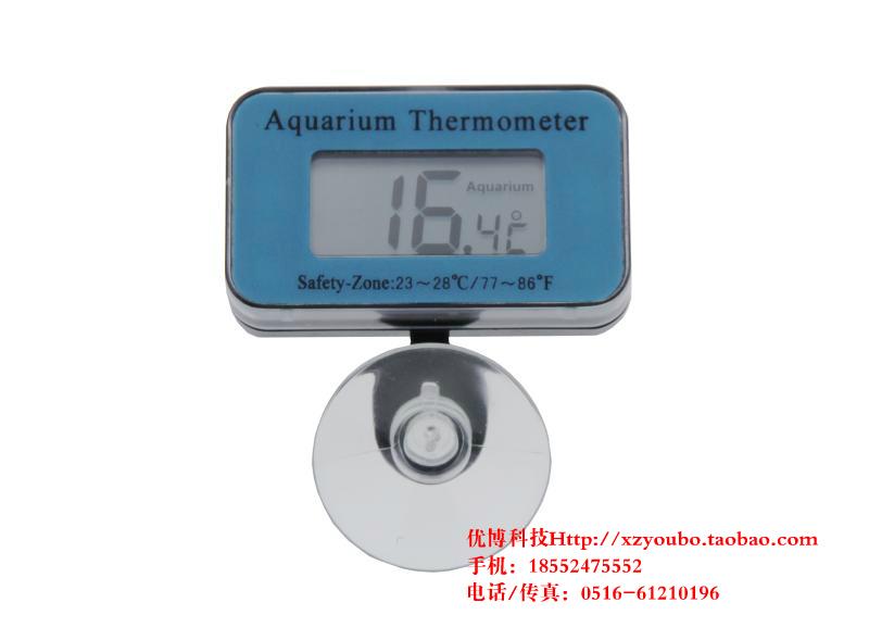 水族温度计SDT-1 鱼缸水族箱爬宠养殖温度计 潜水防水温度表