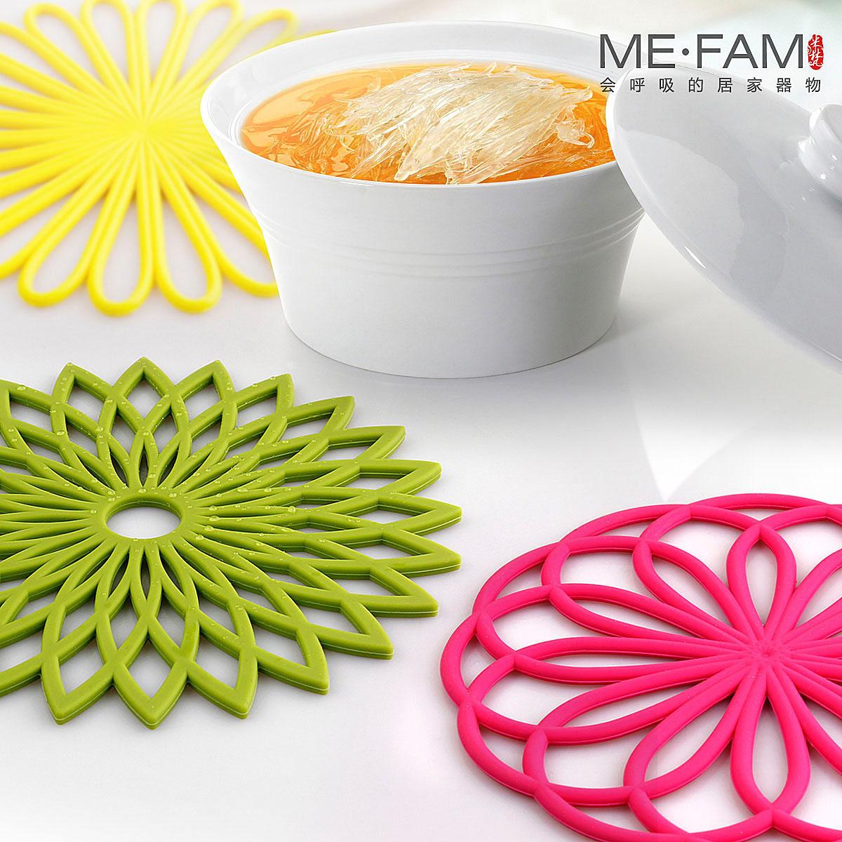 Циновки таблицы Маты теплоизоляционные панели Кинг силиконовые кухонные placemat идея чаша прокладка круглые коврики Coaster дома