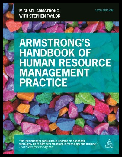 【预售】Armstrong's Handbook of Human Resource Management