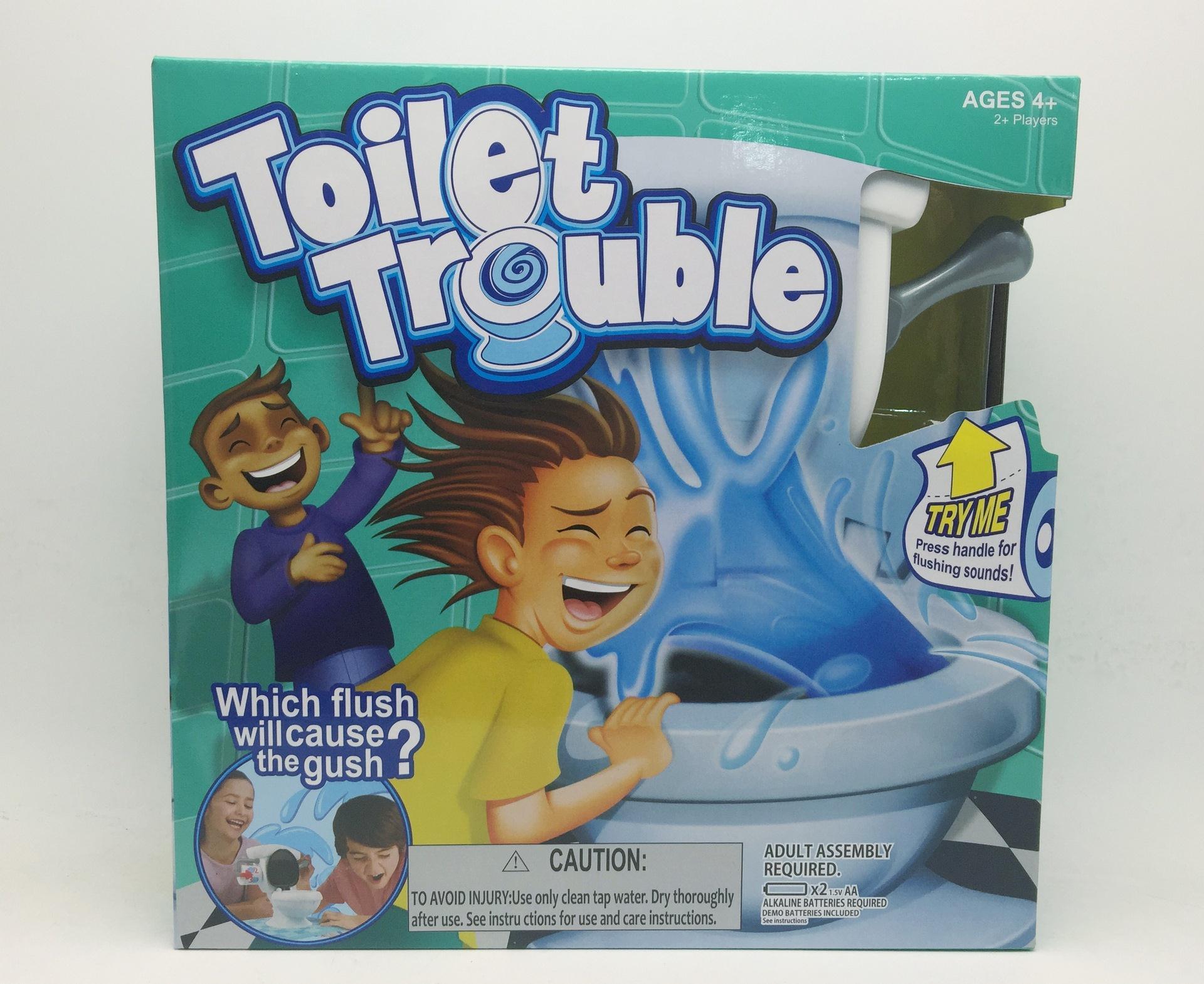Взрыв моделей целую человек туалет разлетаться, как горячие пирожки туалет база земля безумие вода туалет отцовство интерактивный рабочий стол игра