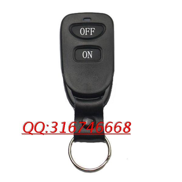 Дверь гаража две кнопки беспроводной пульт дистанционного управления ремень пряжки прокатки дверь дистанционного управления электрические ворота маркер доступа переключатель управления
