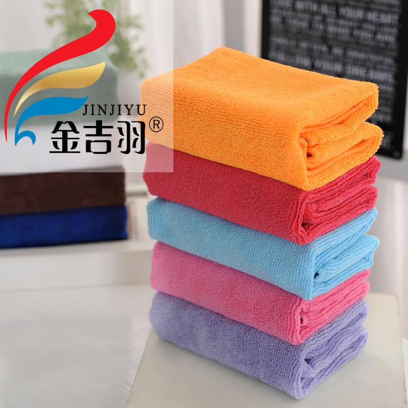 家政保洁毛巾擦玻璃厨房用品抹布擦车毛巾超细纤维毛巾抹布 手帕