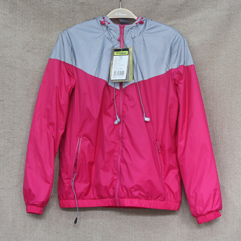 New five dimensional outdoor sports windbreaker in autumn and winter