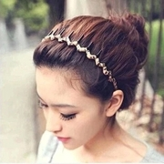 Know Richie bangs hair clip headband retro hair band headband Korea hair accessories jewelry spring/summer pop clips