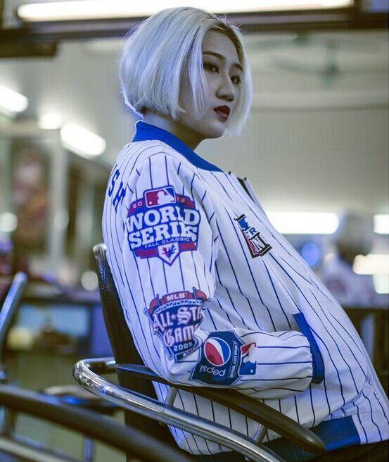 Осенью 2015 Цзи Цюань Чи дракона звезды и полосы бейсбол любители одежда мужчин и женщин пальто тонкий Джемпер Жакет