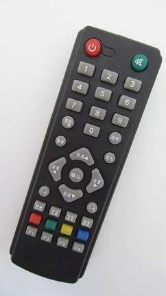 包�]�m用于001�l星��信�接收��敉ㄟb控器�l星天��C�盒通用
