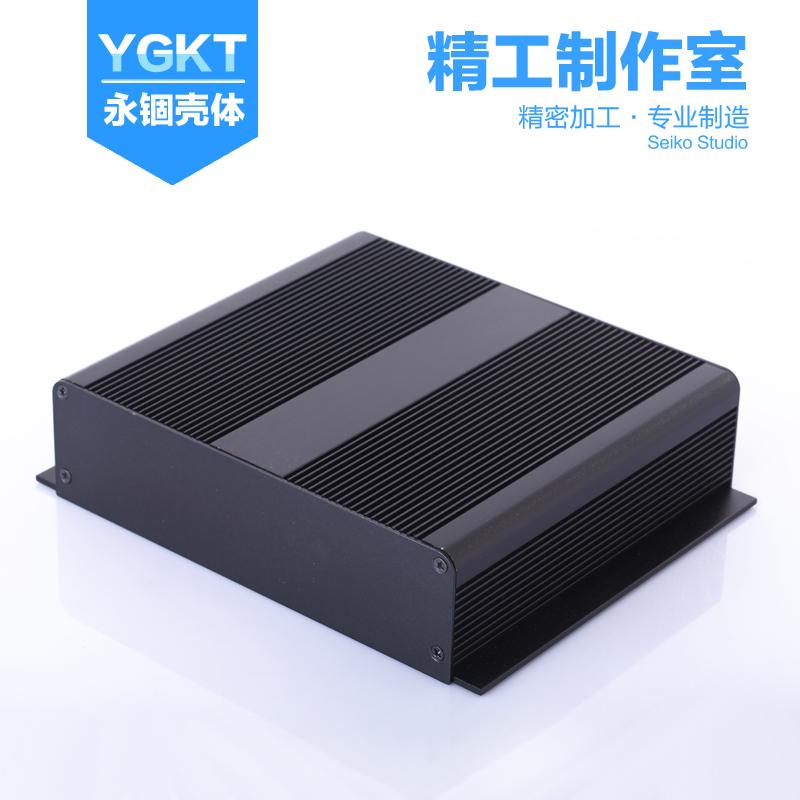 204 * 48 ПК автомобиля алюминиевый shell/корпус/приборостроение алюминиевый радиатор алюминиевый box конвертер