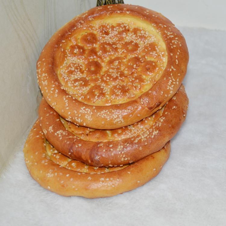 Синьцзян специальный свойство пирог жаркое Нанг мало нефти Нанг специальный свойство Нанг пирог вакуум пакет мешок доставка по всей стране включена 10 белый пакет
