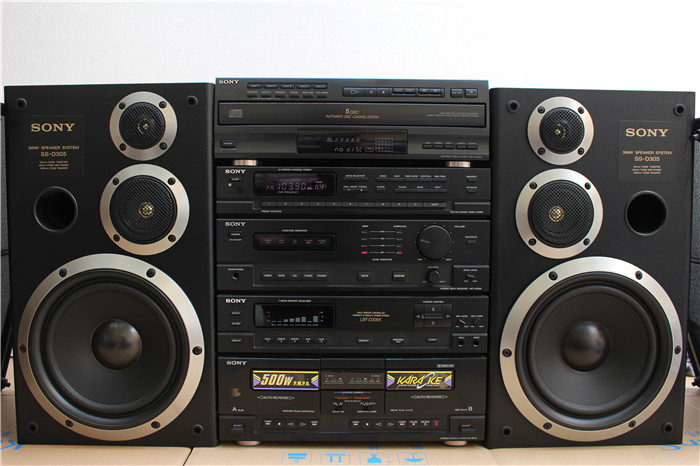 99 New Second Hand Stereo Mall Prototype Sony Sony Lbt