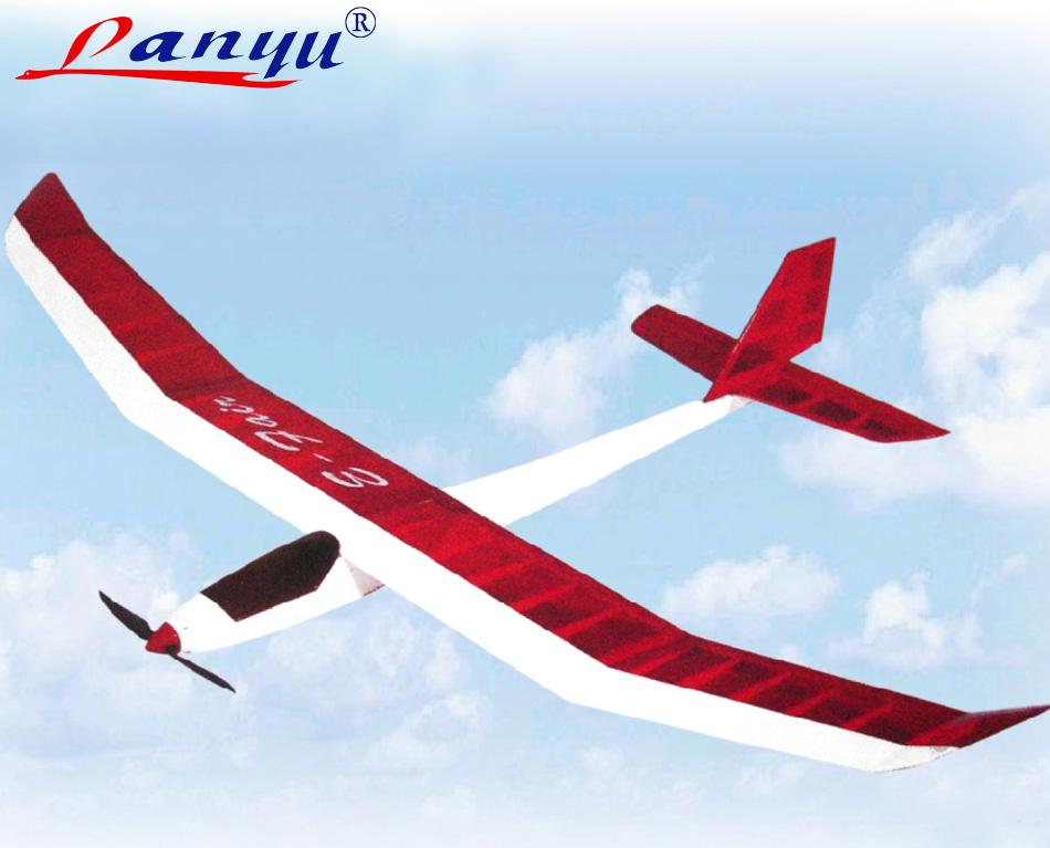 [揽羽模型航模,直升机,飞机模型]P5B亚博备用网址电动滑翔机飞机模型小天使轻月销量2件仅售222.5元
