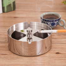 Creative Chinese Office Coffee Table Retro Large Ashtray With Cover The Living Room Decorative Of