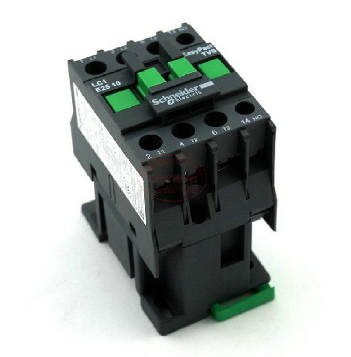 施耐德经济环保接触器 LC1E1801Q5N LC1-E1801Q5N一常闭全新行货