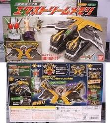 热血玩具模型手办 假面骑士W 变身腰带 Xtreme 极限 万代正版