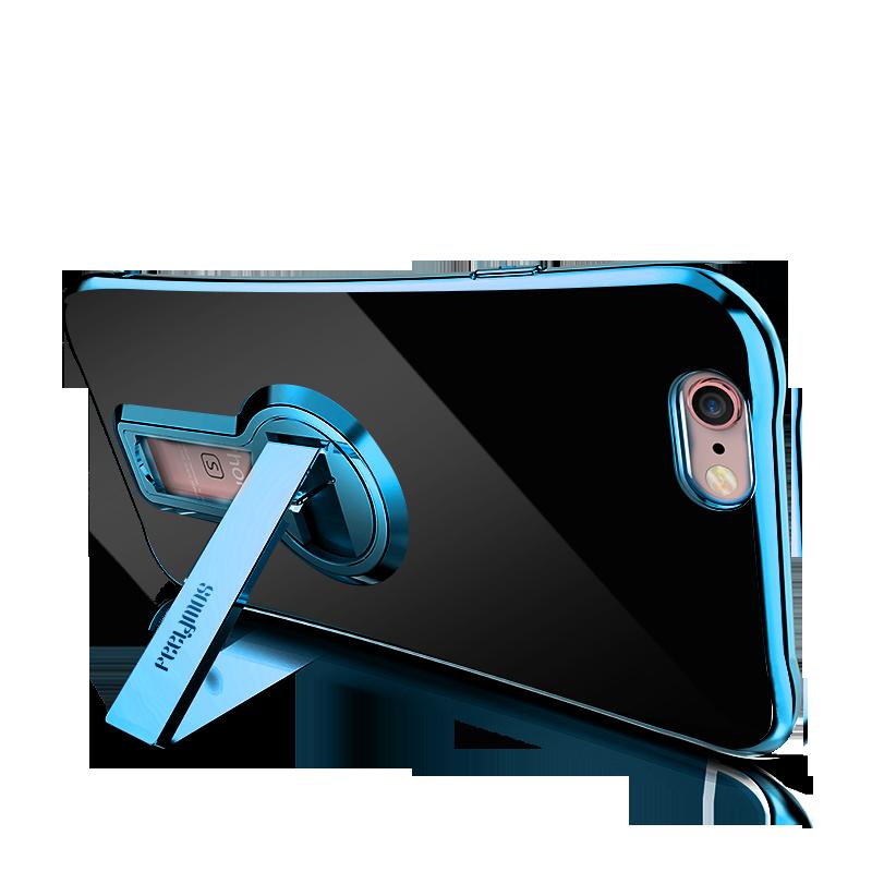 诺希苹果6sp手机壳6s女款6p全包防摔保护套iphone6潮牌个性潮女新[优惠券20元天猫包邮]