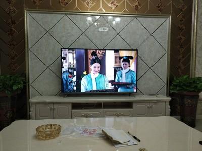 请问真实评测TCL 43V2 43英寸4K全金属超薄超高清人工智能网络平板液晶电视机怎么样?